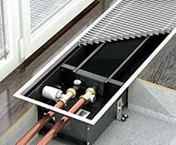 Что такое внутрипольные конвекторы отопления - разновидости, преимущества и недостатки, монтаж