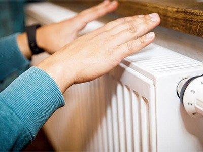 Показатели теплоотдачи радиаторов