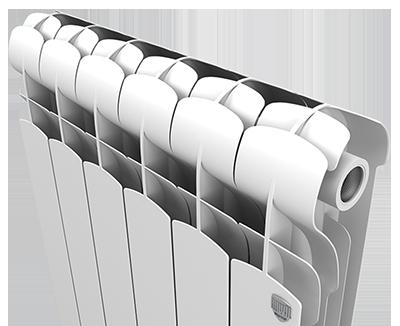 Радиаторы отопления из алюминия