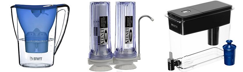 Настольные фильтры для очистки