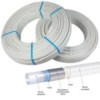 Труба металлопластиковая Uni Pipe Plus 20х2.25 Uponor